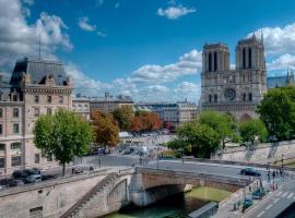 Les Rives de Notre-Dame, hotel near Panthéon, Paris