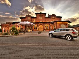 Hotel Staropolska, hotelli kohteessa Tomaszów Lubelski