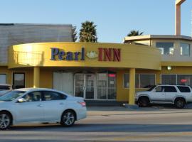 Pearl Inn, motel in Galveston