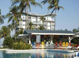 Puerto Azul Resort & Club Nautico, hotel in Puntarenas