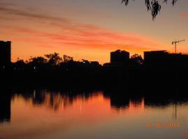 Riverside Tourist Park, hotel in Rockhampton