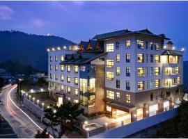 Summit Sobralia Resort & Spa, spa hotel in Namchi