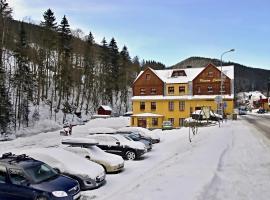 Pension Cortina, guest house in Pec pod Sněžkou