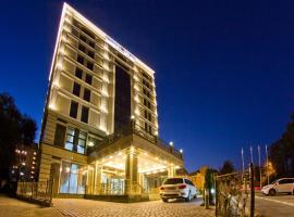 Plaza Hotel Bishkek, hotel in Bishkek