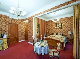 Baryshkoff, hotel in Saint Petersburg