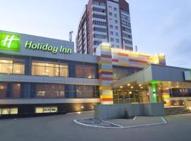 Холидей Инн Челябинск, отель в Челябинске