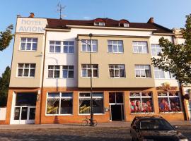 Hotel Avion, hotel in Prostějov