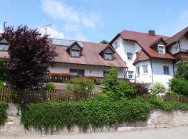 Hotel Gasthof Käßer, Hotel in Ansbach