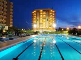 Grand Eurhotel, отель в Монтесильвано