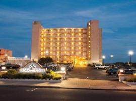Reges Oceanfront Resort, hotel with jacuzzis in Wildwood Crest