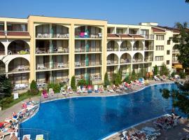 Yavor Palace Hotel - All Inclusive, hotel near Mania Beach Bar, Sunny Beach