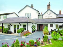 The Kinmel & Kinspa, hotel near Gwrych Castle, Abergele