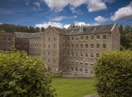 New Lanark Mill Hotel, hotel in Lanark