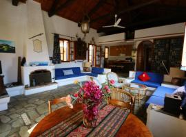 Villa Oleander, pet-friendly hotel in Spetses
