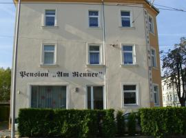 Pension Am Renner, Privatzimmer in Dresden