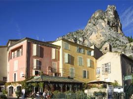 Le Relais de Moustiers, hôtel à Moustiers-Sainte-Marie
