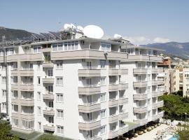 Sealine Hotel, отель в городе Аланья, рядом находится Alanya Municipality