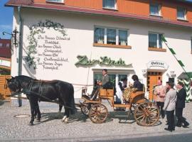 Familienhotel Zur Linde, Hotel in Panschwitz-Kuckau