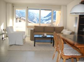 Haus Quadern Apartment B-204, hotel in Bad Ragaz