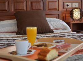 Hotel Celta Galaico, hotel in Viveiro