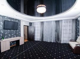 Гостиница Пятёрочка Люкс, отель в Качканаре