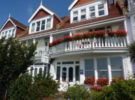 Pebbles Guest House, hotel near London Southend Airport - SEN,