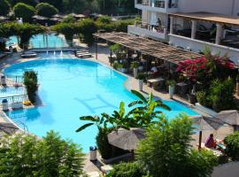 Peridis Family Resort, serviced apartment in Kos Town
