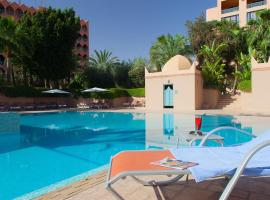 Atlas Medina & Spa, hotel in zona Aeroporto di Marrakech-Menara - RAK, Marrakech