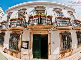 Hostel Casa d'Alagoa, hotel in Faro