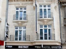 Hotel Bristol, hotel in Luxembourg