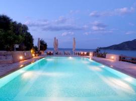 Smyros Resort , κατάλυμα στα Πούλιθρα