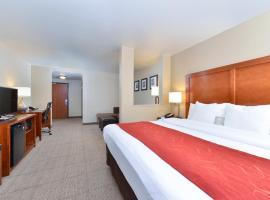Comfort Suites Redding - Shasta Lake, hotel in Redding