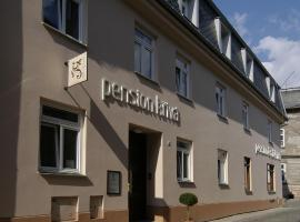 Pension Křivá, penzion v destinaci Olomouc