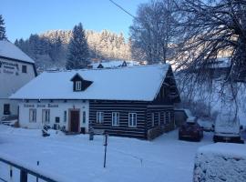 PENZION DOMEČEK, guest house in Pec pod Sněžkou