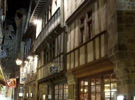 Auberge Saint Pierre, family hotel in Le Mont Saint Michel