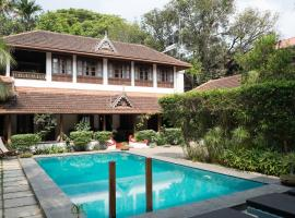 Secret Garden, A Boutique hotel, accessible hotel in Cochin