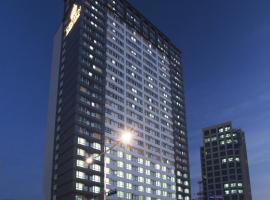 부산에 위치한 호텔 크라운 하버 호텔 부산