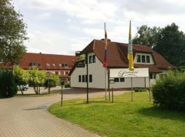 Lindenhotel Stralsund, Hotel in Stralsund
