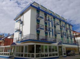 Hotel Dolomiti, hotel poblíž významného místa Caorleský dóm, Caorle