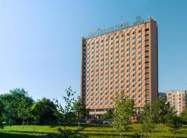 АМАКС Золотое Кольцо, отель во Владимире