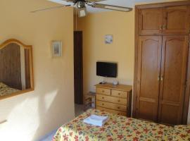 Hostal Cristina, hotel en Denia
