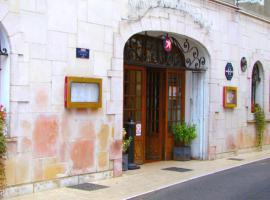 The Originals Boutique, Hostellerie des Trois Pigeons, Paray-le-Monial (Inter-Hotel), hôtel à Paray-le-Monial