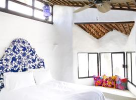 La Bohemia, hotel en Todos Santos