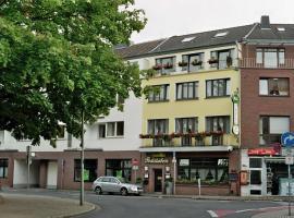 Zentral Hotel Poststuben, hotel near wfk - Cleaning Technology Institute e.V., Krefeld