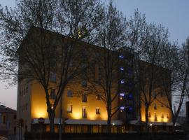 Hotel Fiera Wellness & Spa, hotel in Bologna