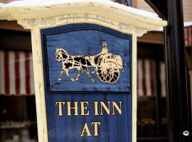 The Inn at Saratoga, hotel near Wilton Mall, Saratoga Springs