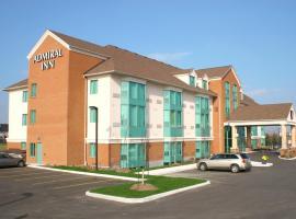 Admiral Inn Mississauga, hotel in Mississauga