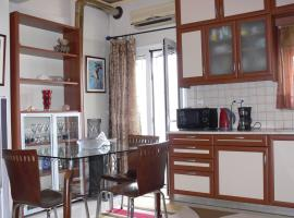Alena Apartments, pet-friendly hotel in Chania Town