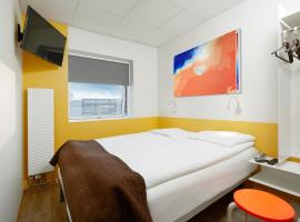 Hotel Cabin, hotel in Reykjavík