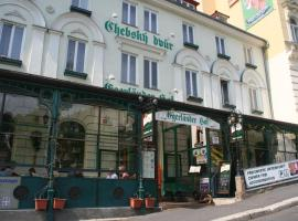 Chebsky dvur - Egerlander Hof, hotel v destinaci Karlovy Vary